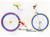 TAXI DRIVER MYBIKE MANIA SINGLE SPEED BIKE