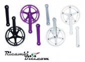 GUARNITURA FIXED - SINGLE SPEED EXTRA + DELUXE COLOR