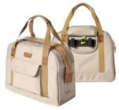 BORSA BICI LATERALE BASIL PORLAND BUSINESS CREAM