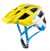 CASCO CRATONI MTB ALL SET BIANCO-LIME
