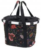 BORSA KLICKFIX CITY FASHION NERA 15 LT.