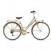 CITY BIKE DONNA BRERA ALLUMINIO UNICA 6V