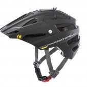 CASCO CRATONI MTB ALL TRACK NERO