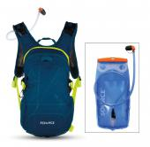 ZAINO MTB WATER BAG SOURCE FUSE 12 LT BLU