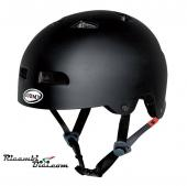CASCO SUOMY BMX ROLLER SKATE ALL BLACK