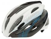 CASCO ALPINA CORSA CYBRIC ROAD BIANCO-ANTRACITE