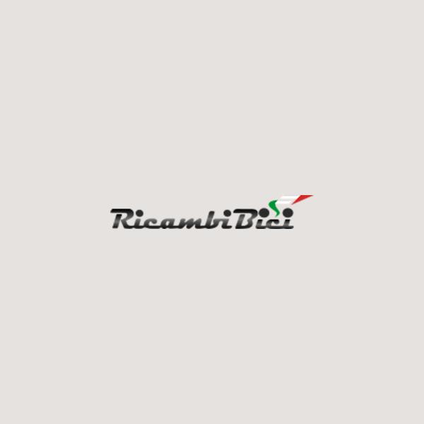 RUOTA ANTERIORE CITY-BMX 20X1,75 X-STAR ALLUMINIO NERO-SILVER